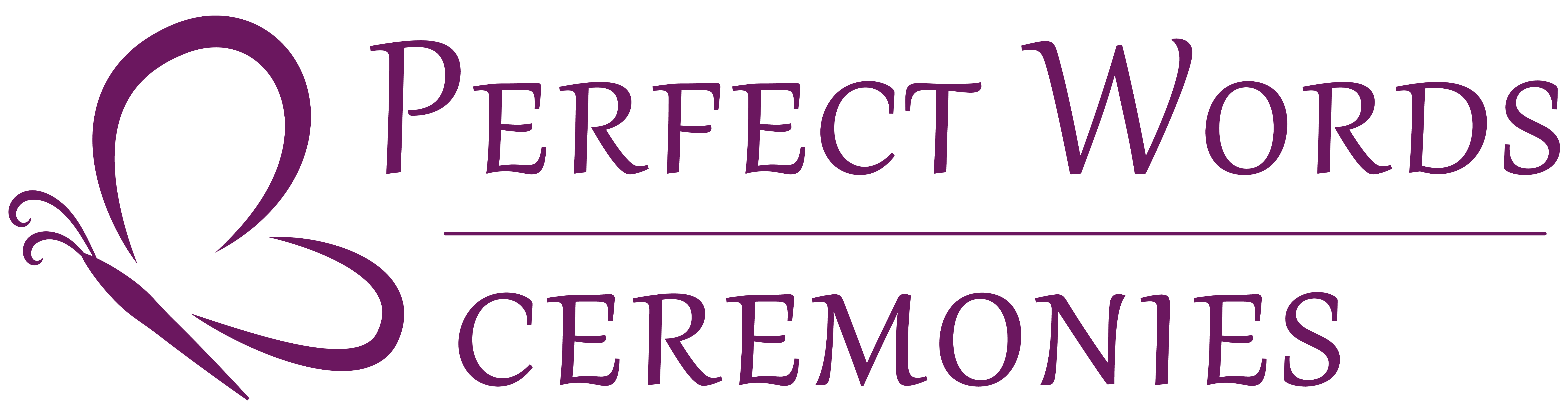 Perfect Words Ceremonies