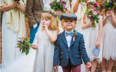 Poems for Children to read at your Wedding