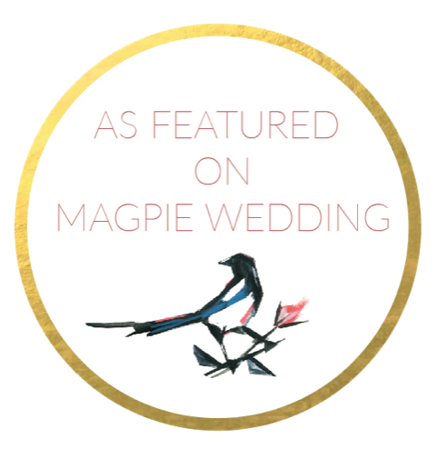 Magpie Wedding logo