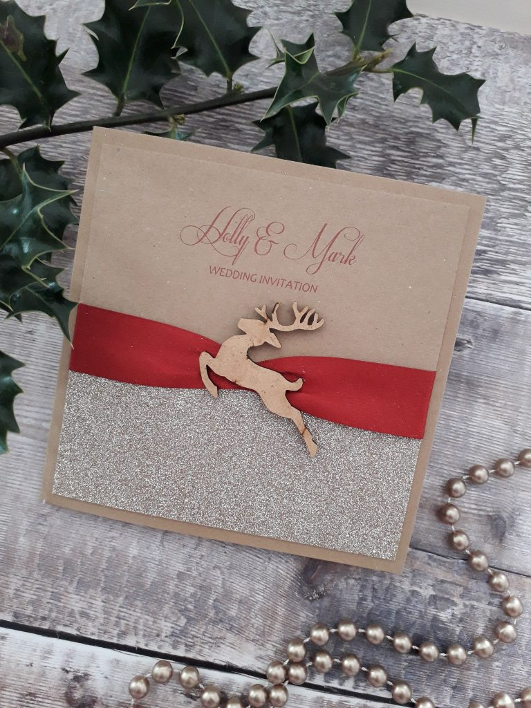 Ideas for your Winter Wedding Stationary