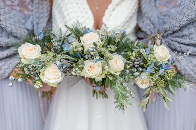 Colour schemes for your winter wedding