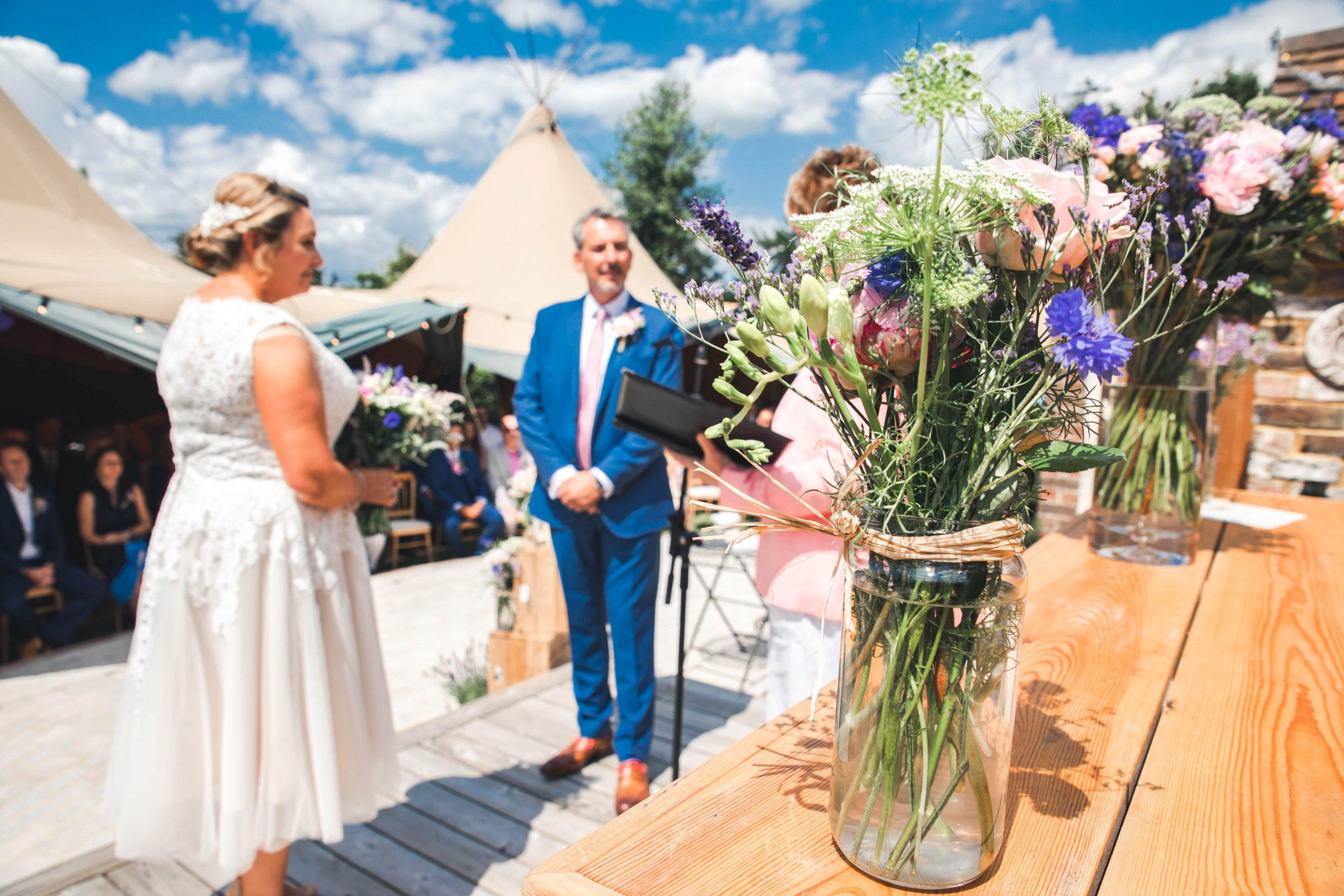 Celebrant Outdoor Weddings