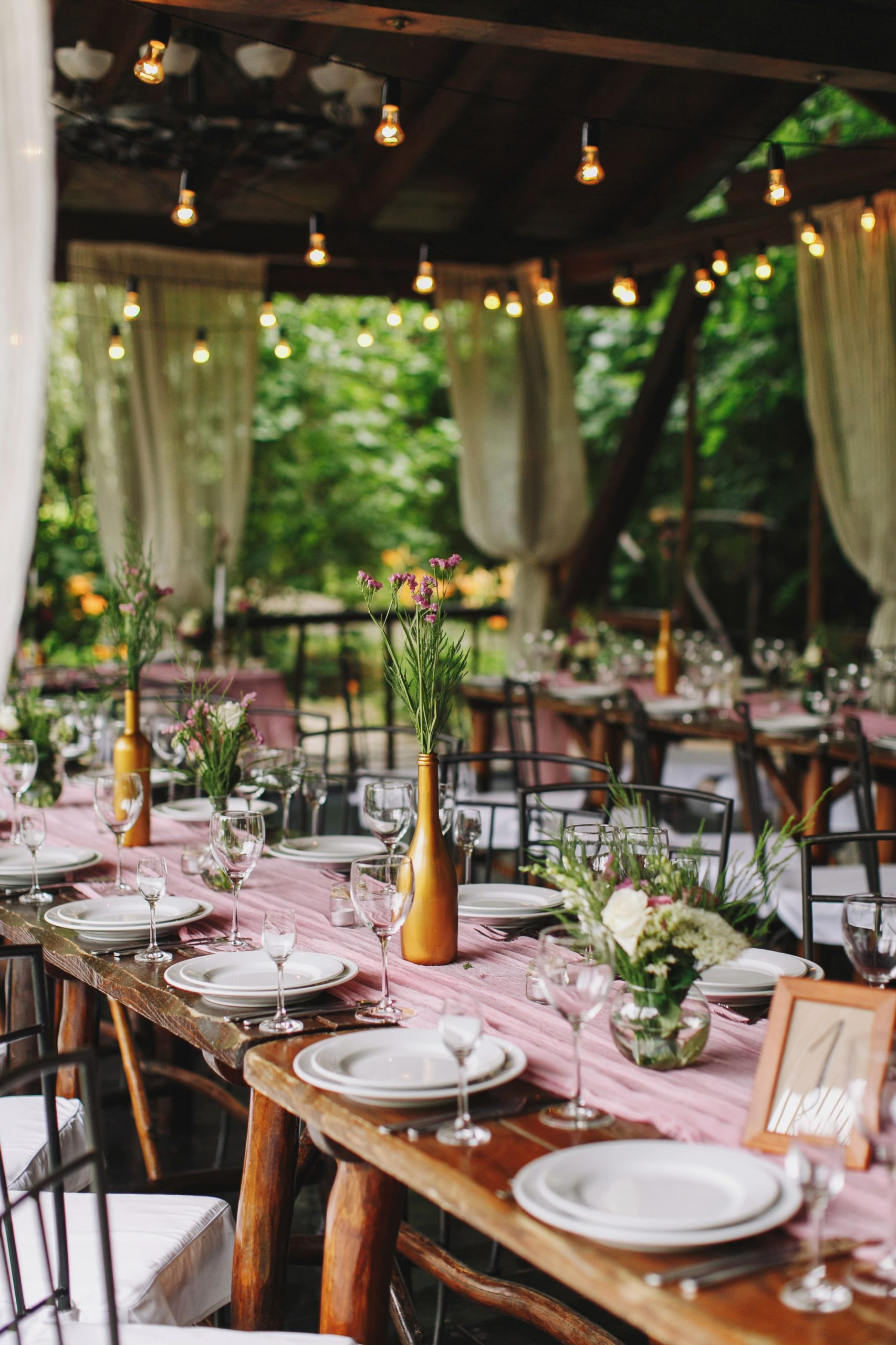 Outdoor Weddings and Celebrations