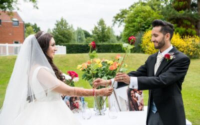 The Rose Ceremony that includes your guests