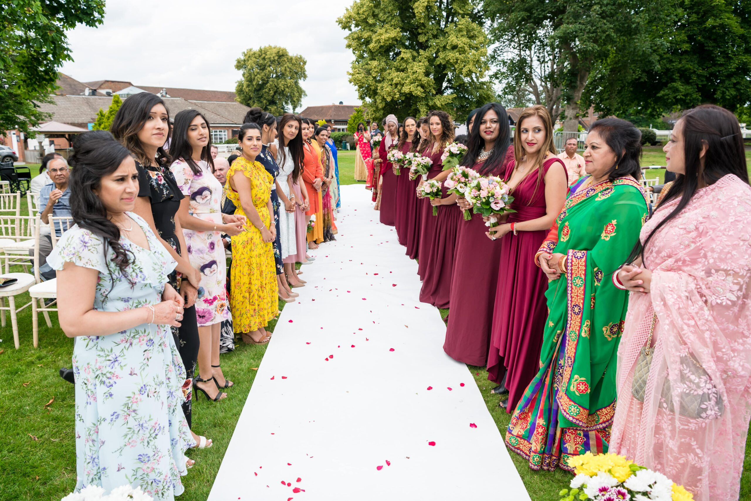 The Rose Ceremony to involve wedding guests